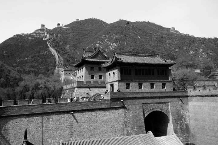 Juyongguan pass Great Wall of China - Dave Porter Landscape Photography