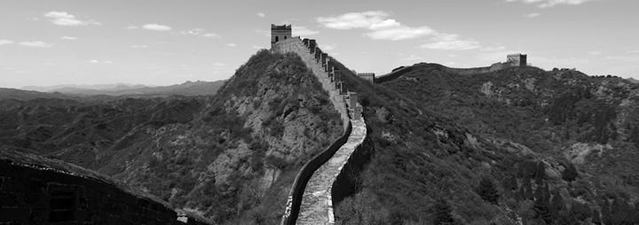 Great Wall of China, Jinshanling - Dave Porter Landscape Photography