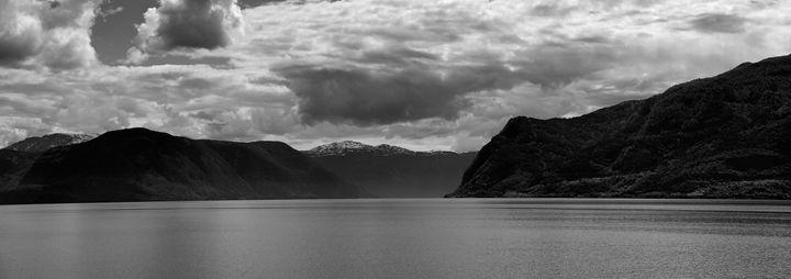 Landscape of Aurlandsfjorden Fjord - Dave Porter Landscape Photography