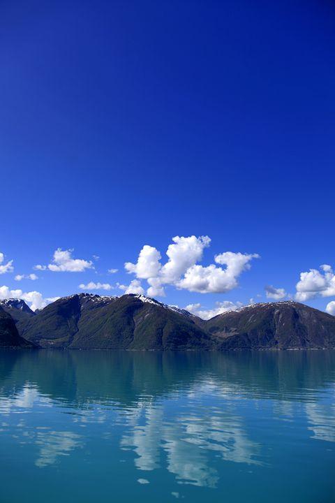 Aurlandsfjorden Fjord - Dave Porter Landscape Photography