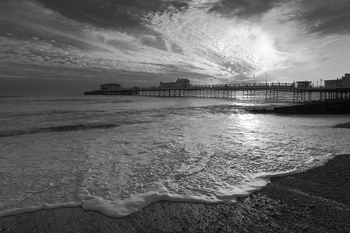 Victorian Pier, Worthing - Dave Porter Landscape Photography