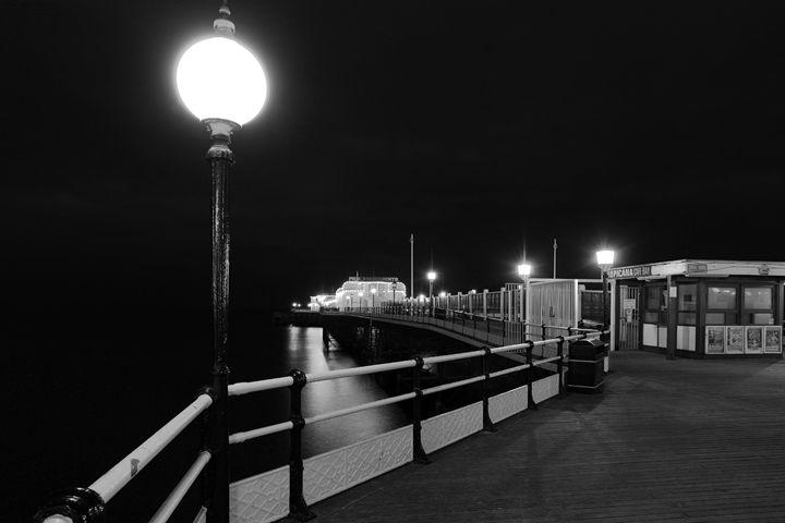 Victorian Pier, Worthing - Dave Porter Landscape Photography