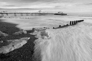 Victorian Pier, Worthing