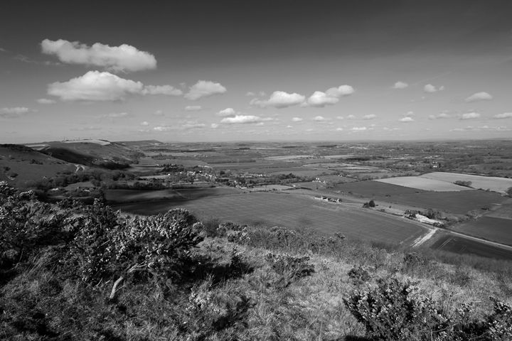 Ditchling Beacon, South Downs - Dave Porter Landscape Photography