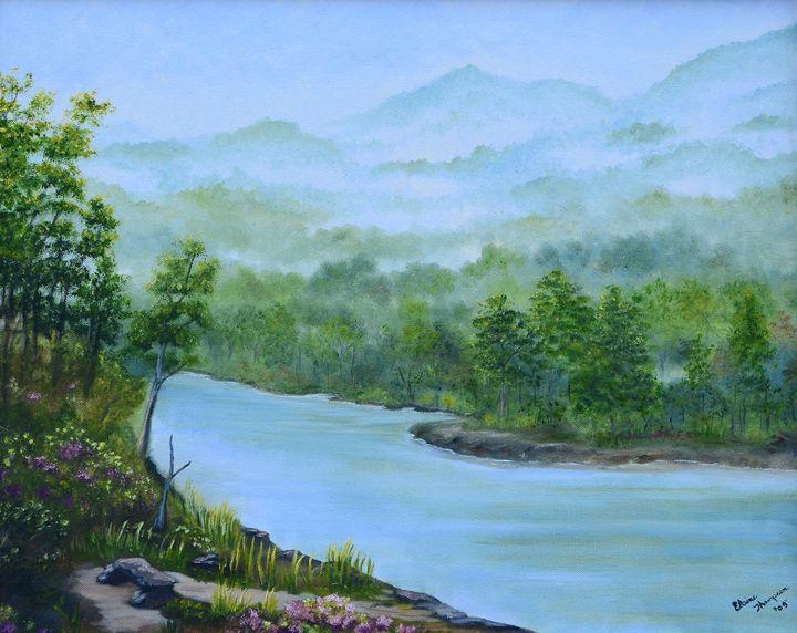 My Quiet Place - Elaine Thompson