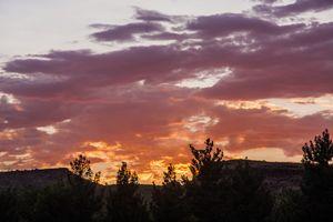 0712-3622 High Desert Sunset