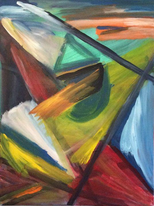 Holding forth - Jill Midthune