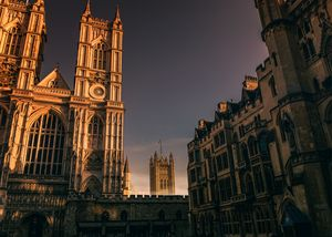 Westminster Abbey (Sunset) - London