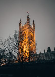 Victoria Tower - London