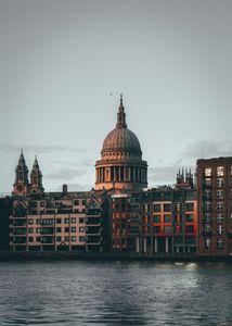 St. Pauls - Southbank - London