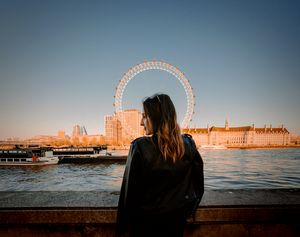 London Eye Portrait - London