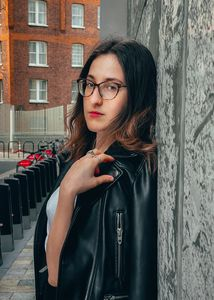 Urban London Portrait