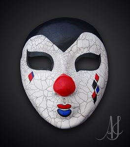 Clown mask - AFStudio