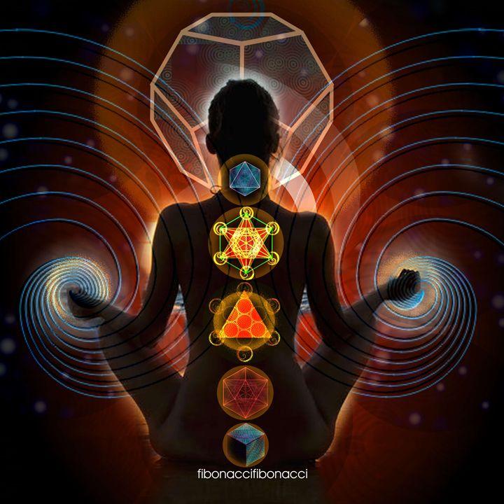 Yoga Meditation Chakras - fibonaccifibonacci