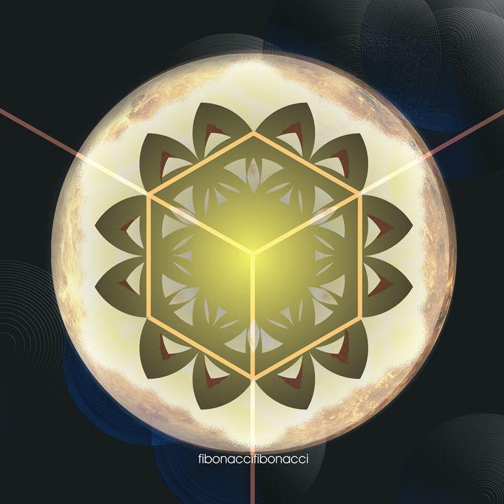 Sacred Cube - fibonaccifibonacci