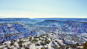 Winter in the Canyon