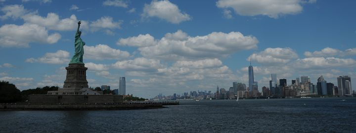 New York Landscape - Photograph, Prints, and Digital Art, Paintings