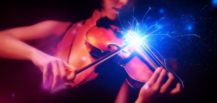 Celebration of Music - Artworks by Matthias Zegveld