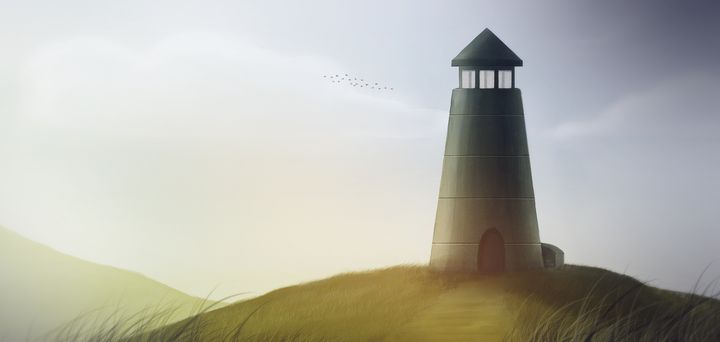 Art -- Strong Tower - Artworks by Matthias Zegveld