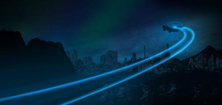 Art -- City of the Future - Artworks by Matthias Zegveld
