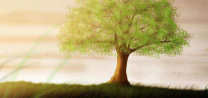 Art -- Tree of Life - Matthias Zegveld