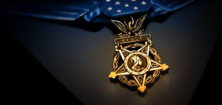 Art — Medal of Honor - Matthias Zegveld