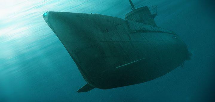 Art — The Submarine - Matthias Zegveld