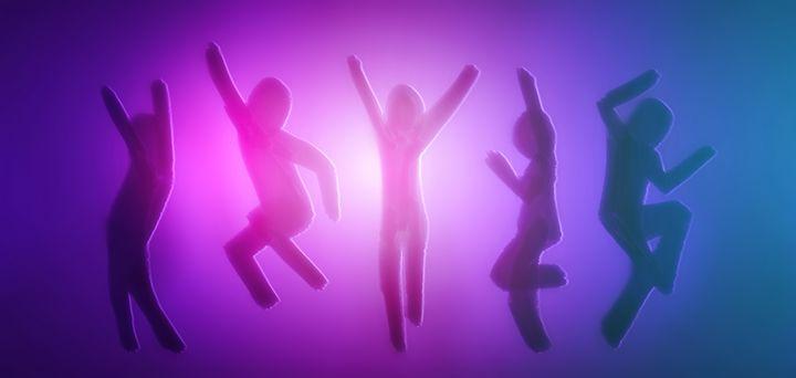 Art — Dancing for Life - Matthias Zegveld
