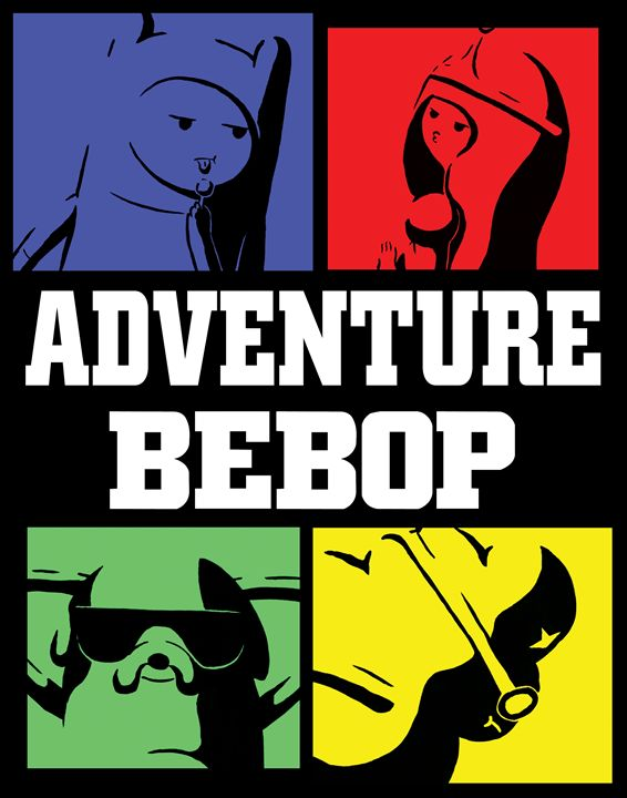 Adventure Bebop - Daniel French