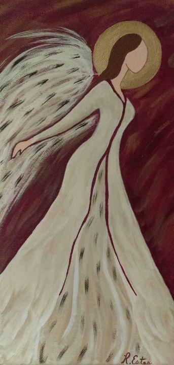 Angel of Strength - Rhonda Hanson