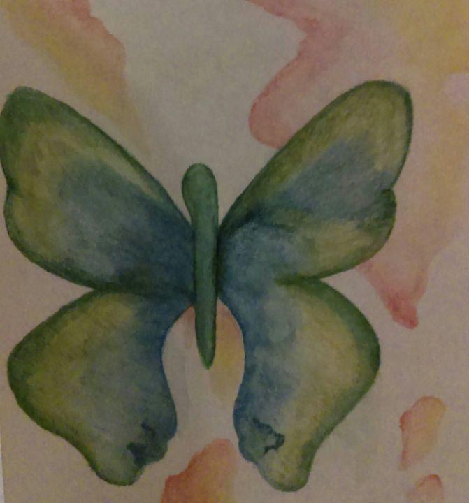 Summer Butterfly - Rhonda Hanson
