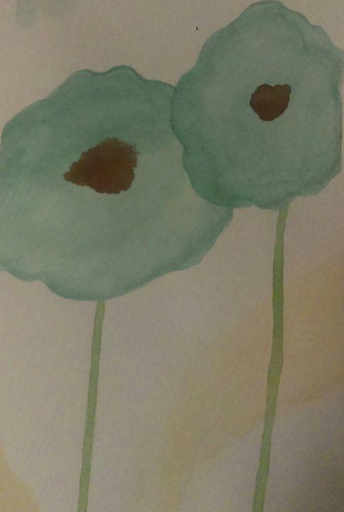 Dusky Poppy - Rhonda Hanson
