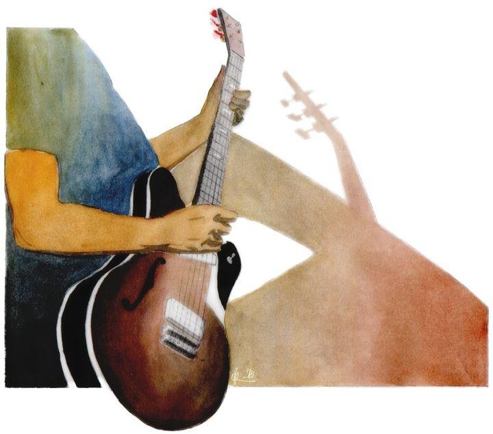 Guitarist - ChristianUrgese