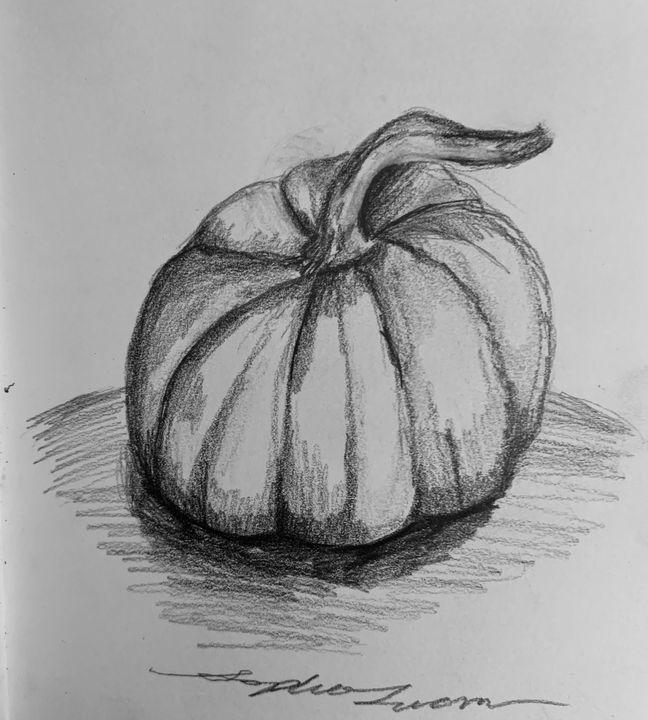 A dose of fall - Sophia Luem