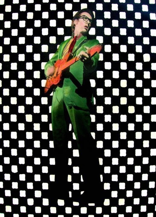 Elvis Costello - Pod Zone