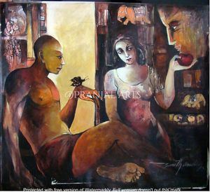 The conversation by Surath Chowdary
