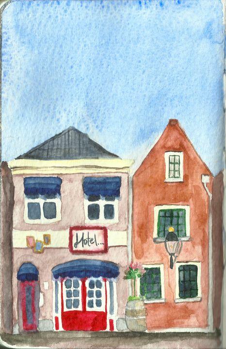 Dutch city - ValeStepler