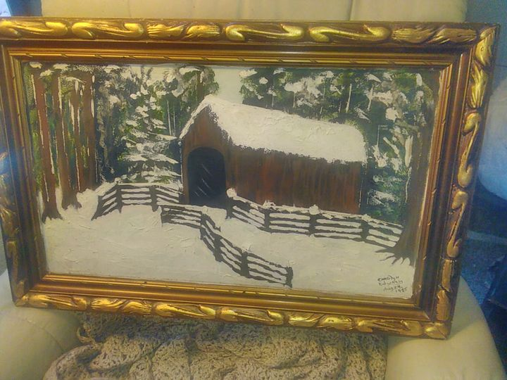 a winter dresry night - s and j art gallery