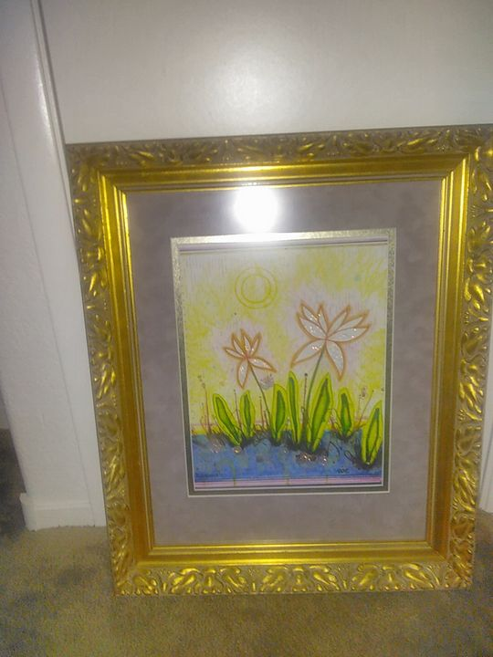 flowers - s and j art gallery