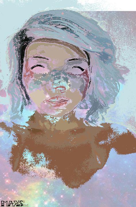 Interstellar daydream - Art Stops Suicide