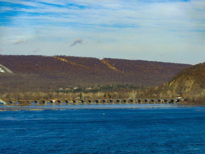 Winter Bridge - Taking the Long Way