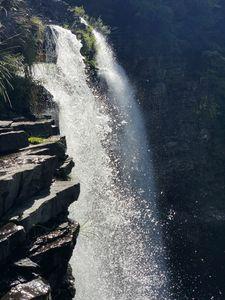 Waterfall Salmon Fall