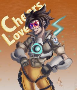 Tracer: Cheers, Love