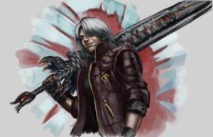 #Dante - #DevilMaycry