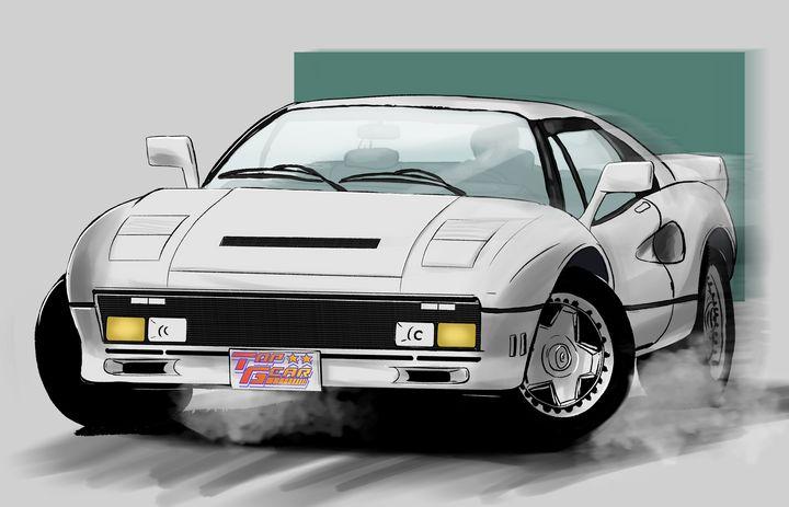 #TopGear - #car - An_dré 2B