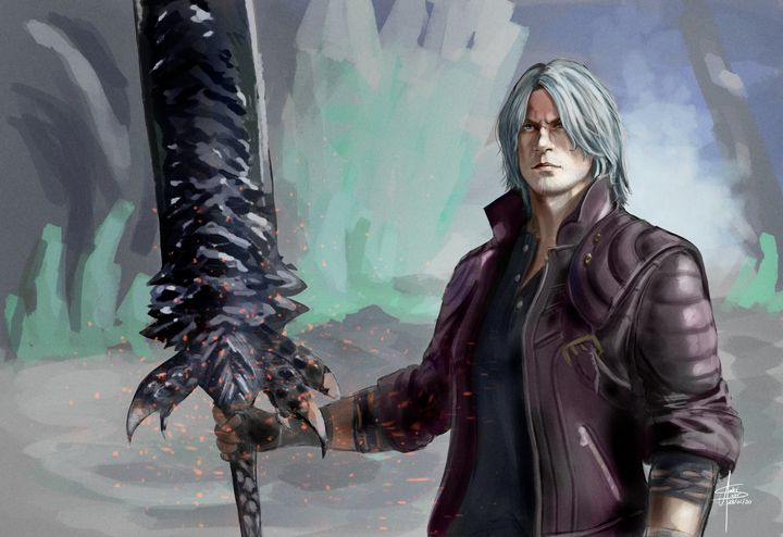 Dante - DMC 5- Color - André Silver