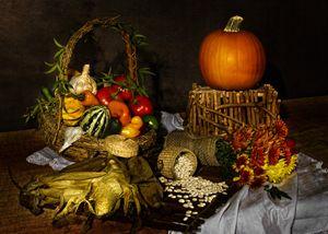 Autumn - Victoria's Still Life
