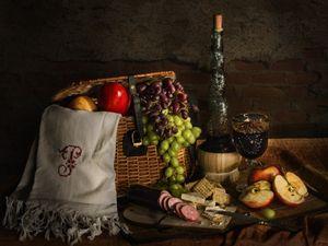 Wine Dinner - Victoria's Still Life