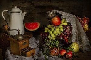 Fruit Delight - Victoria's Still Life