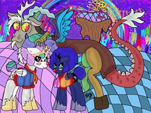 Mlp disco princesses